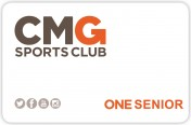 CMG SPORTS CLUB ONE SENIOR (+ de 60 ans)